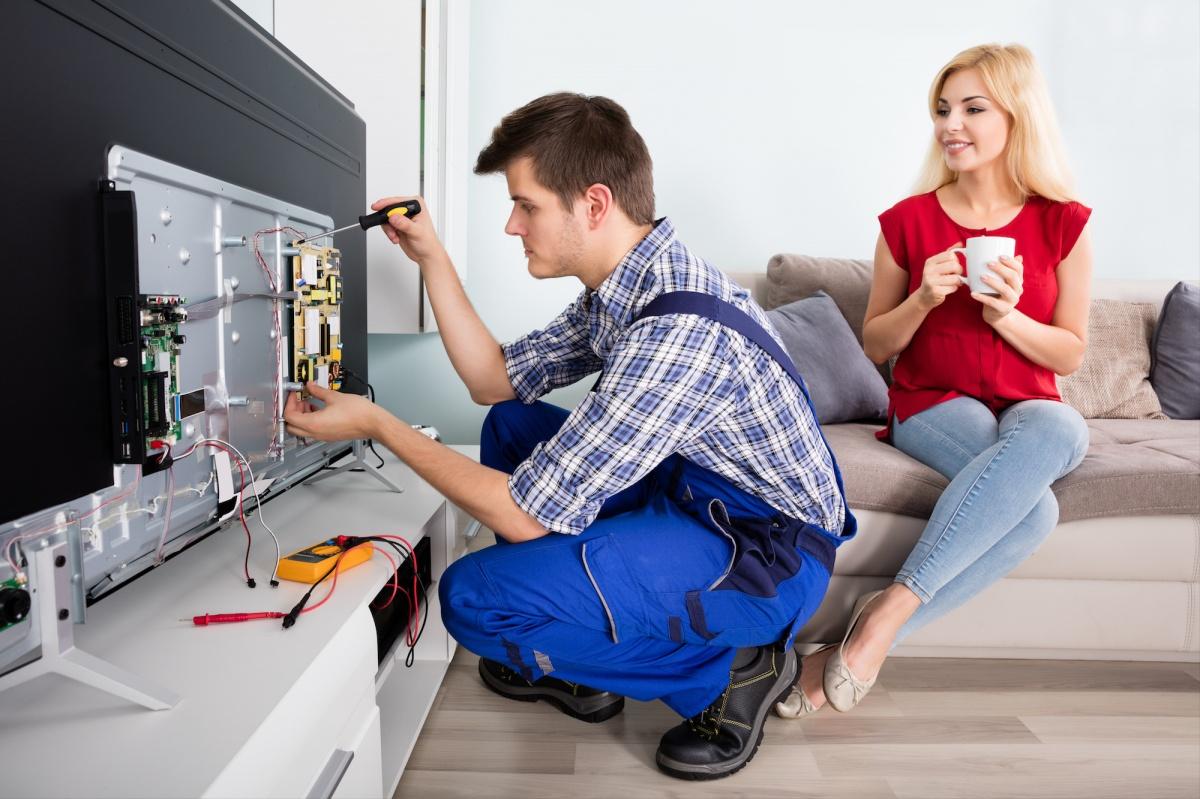 ремонт домашней техники